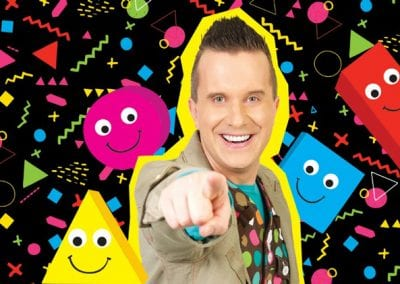 Mister Maker Returns in 2018!