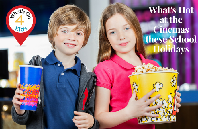 School Holiday Movie Guide for Kids