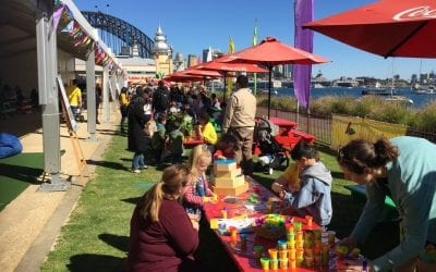 World Play-Doh Day in Australia