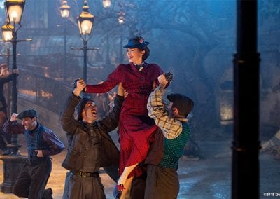 Win 1 of 5 Family Passes to see Mary Poppins Returns
