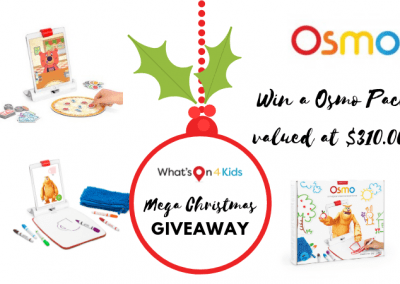 Win an OSMO Toys Prize Pack (Ended)
