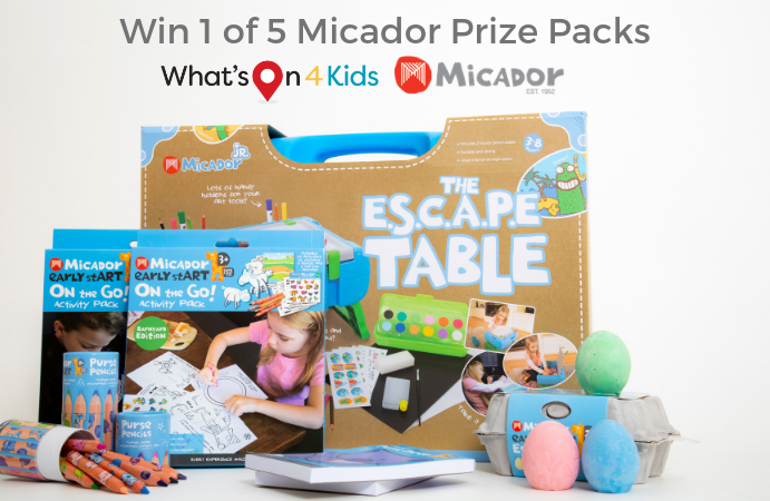 Celebrate Easter with Micador – Prize Packs up for Grabs!