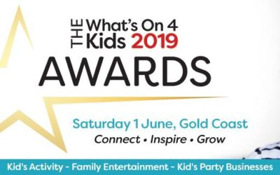 2019 What's On 4 Kids Awards Finalists