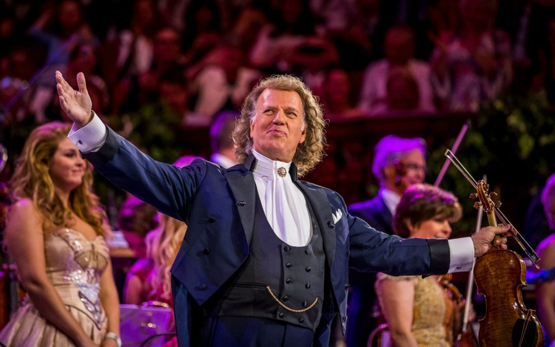 "See André Rieu's 2019 Maastricht Concert ""Shall We Dance""on us!"