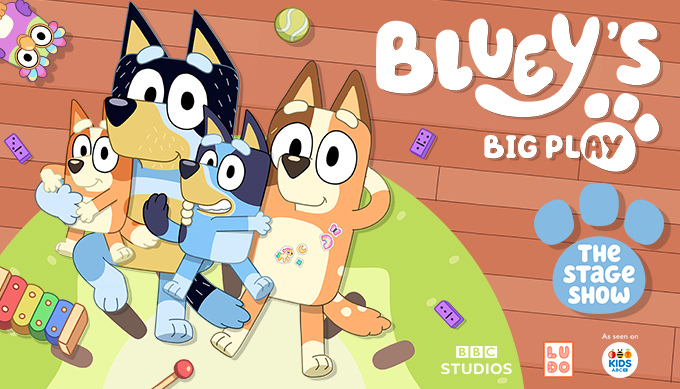 Bluey's Big Play Live on Stage