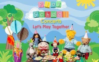 Play School Live Concert – Let's Play Together (Updated)