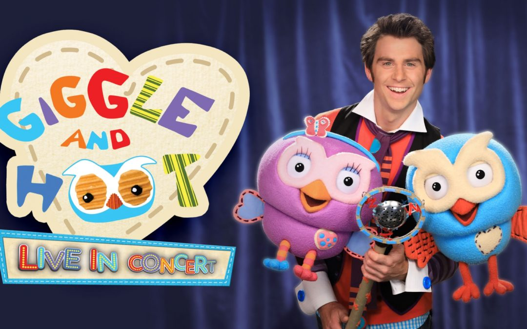 Giggle & Hoot Live in Concert + Giveaway