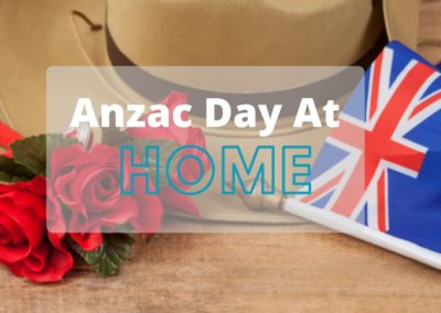 Ways To Honour Veterans On Anzac Day At Home
