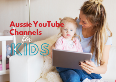 Aussie Kids YouTube Channels You Need To Watch