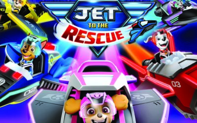 Win A Family Pass to PAW PATROL: JET TO THE RESCUE