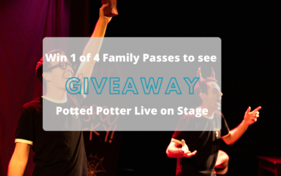 WIN a family pass to see Potted Potter