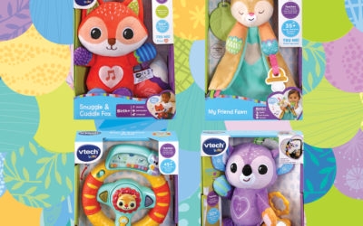 VTech has the Right Tools for Child's Play – Giveaway
