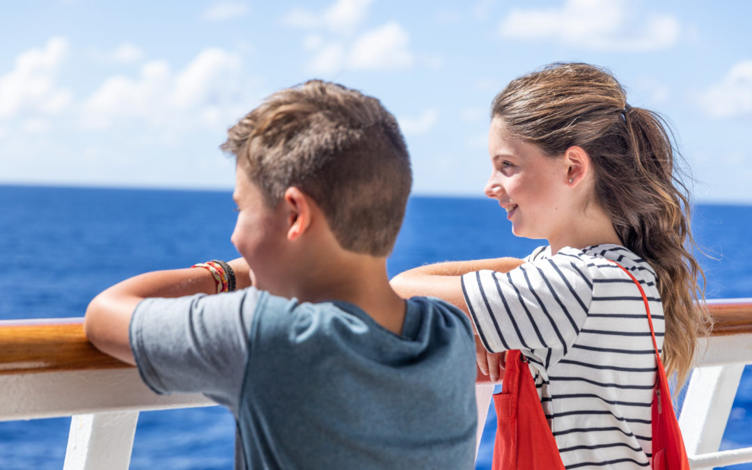 3 reasons why cruises are great value family holidays